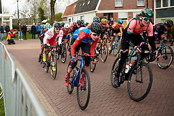 Aafke Soet (NED) at Healthy Ageing Tour 2019 - Stage 5, a 124.3 km road race in Midwolda, Netherlands on April 14, 2019. Photo by Sean Robinson/velofocus.com