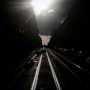 Zizkov#3. #prag #praha #Prague #czechrepublic #tram #sun #light #shadow