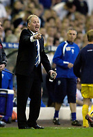 Photo: Jed Wee.<br /> Leeds United v Preston North End. Coca Cola Championship. Play-off, First Leg. 05/05/2006. <br /> <br /> Leeds manager Kevin Blackwell.