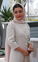 Actress Sareh Bayat at the Nahid film photo call at the 68th Cannes Film Festival Sunday May 17th 2015, Cannes, France.