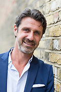 """Mcc0077736 . Daily Telegraph<br /> <br /> DT Sport<br /> <br /> Patrick Mouratoglou,Serena Willliams coach and has just published an autobiography entitled """" The Coach """".<br /> <br /> London 29 June 2017"""