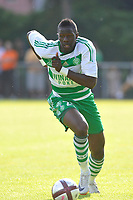 FOOTBALL - FRIENDLY GAMES 2011/2012 - AS SAINT ETIENNE v FC ISTRES  - 8/07/2011 - PHOTO GUY JEFFROY / DPPI - BAKARY SAKO (ASSE)