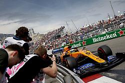 May 25, 2019 - Monte Carlo, Monaco - Motorsports: FIA Formula One World Championship 2019, Grand Prix of Monaco, ..#4 Lando Norris (GBR, McLaren F1 Team) (Credit Image: © Hoch Zwei via ZUMA Wire)
