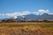 A&B Sugar Mill, Puunene, Maui, Hawaii