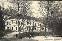 Zagreb : Put u Tuškanac. <br /> <br /> ImpresumS. l. : S. n., [1914].<br /> Materijalni opis1 razglednica : tisak ; 8,8 x 13,8 cm.<br /> Vrstavizualna građa • razglednice<br /> ZbirkaGrafička zbirka NSK • Zbirka razglednica<br /> Formatimage/jpeg<br /> PredmetZagreb –– Tuškanac<br /> SignaturaRZG-TUSK-1<br /> Obuhvat(vremenski)20. stoljeće<br /> NapomenaRazglednica je putovala 1914. godine.<br /> PravaJavno dobro<br /> Identifikatori000954220<br /> NBN.HRNBN: urn:nbn:hr:238:582694 <br /> <br /> Izvor: Digitalne zbirke Nacionalne i sveučilišne knjižnice u Zagrebu