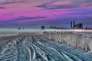Huntington Beach Oil Refinery
