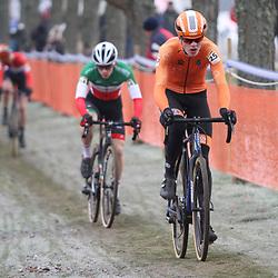19-01-2020: Wielrennen: Wereldbeker Veldrijden: Nommay<br />Twan van der Drift