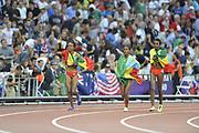 Olympic Stadium, Stratford, London, United Kingdom<br /> <br /> Description:<br /> <br /> 2012 London Olympic, Athletics, <br /> . <br /> <br /> 20:25:23  Friday  10/08/2012 [Mandatory Credit: Peter Spurrier/Intersport Images]