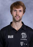 UTRECHT -  Fysio Mathijs van der Meer.   Kampong Heren I, seizoen 2021/2022.      COPYRIGHT KOEN SUYK