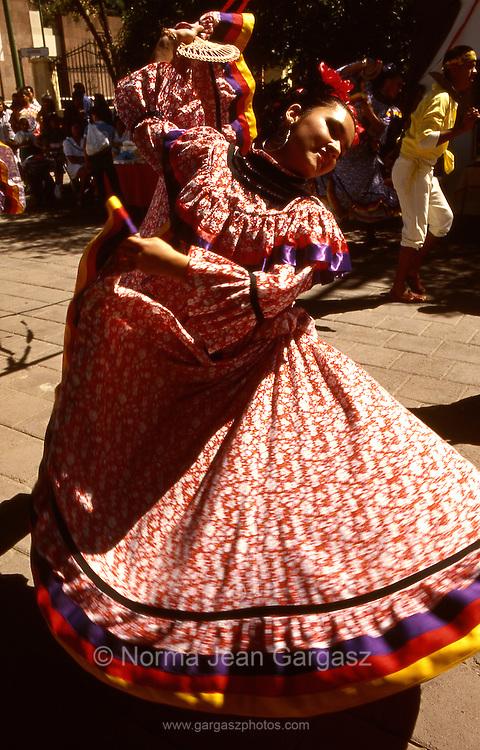 Ballet Folklorico Azteca, Nogales, Sonora, Mexico.