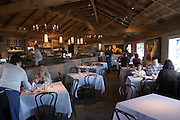 Angele Restaurant, Napa, California. Napa Valley.