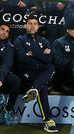 Mauricio Pochettino manager of Tottenham - Barclays Premier League - Hull City vs Tottenham - Kingston Communications  Stadium - Hull - England - 23rd November 2014  - Picture Simon Bellis/Sportimage