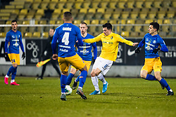 Martin Kramaric of NK Bravo during football match between NK Celje and NK Bravo in Round #22 of Prva liga Telekom Slovenije 2019/20, 26 February, 2020 in Stadium Z'Dezele, Celje, Slovenia. Photo By Grega Valancic / Sportida