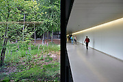 Nederland, Otterlo, 24-5-2014De tentoonstelling Seurat, Meester van het pointillisme in het Kröller-Müller Museum. De tentoonstelling vindt plaats vanwege de viering van het 75-jarig jubileum van het museum. De Franse kunstenaar, kunstschilder George Seurat was de meester van het pointillisme.Foto: Flip Franssen/Hollandse Hoogte