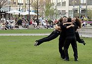 2007 - Greek Dancing at The Greene
