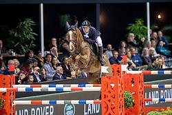 Balsinger Bryan, SUI, Twentytwo Des Biches<br /> Jumping International de Bordeaux 2020<br /> © Hippo Foto - Dirk Caremans<br />  08/02/2020