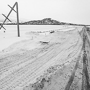 90 MPH winds down 16 power lines that provide electrical service to Jackson Hole Mountain Resort ski area in Wyoming.