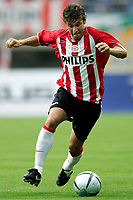Football - PSV Eindhoven v Once Caldas 2005 Peace Cup Korea - Pre Season Friendly - Kwangju, Korea - 17/7/05<br />PSV's Osmar Ferreyra in action<br />Mandatory Credit: Action Images / John Sibley<br />Livepic