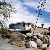 Palm Springs architecture by Chris Maluszynski