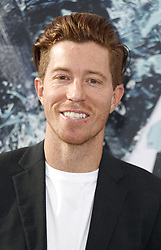 Shaun White at the World premiere of 'Fast & Furious Presents: Hobbs & Shaw' held at the Dolby Theatre in Hollywood, USA on July 13, 2019.