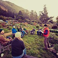 Esalen Farm & Garden Crew 2012