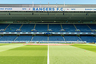 *** during the Ladbrokes Scottish Premiership match between Rangers and Celtic at Ibrox, Glasgow, Scotland on 12 May 2019.