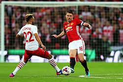 Michael Carrick of Manchester United  - Mandatory by-line: Matt McNulty/JMP - 26/02/2017 - FOOTBALL - Wembley Stadium - London, England - Manchester United v Southampton - EFL Cup Final