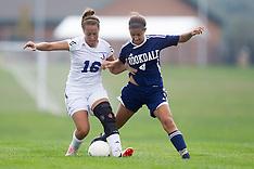 Gloucester County Women's Soccer vs Brookdale Community College