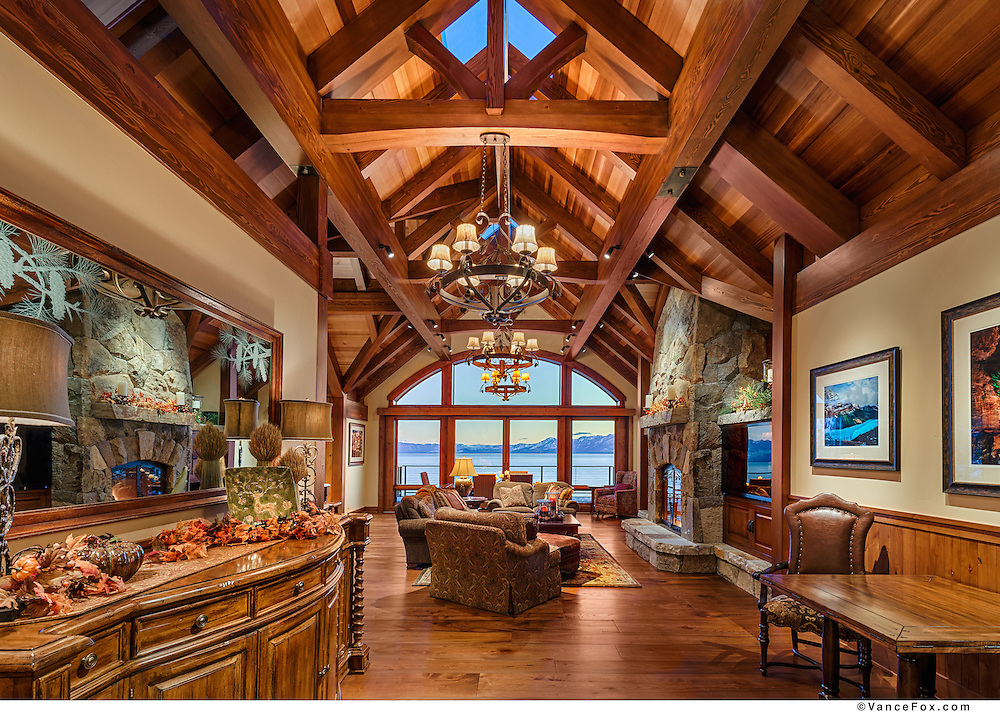 Lakeshore Residence, Lake Tahoe for Sagan Design Group Architects and Robin Mills Interior Design