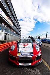Dino Zamparelli | Bristol Sport Racing | #88 Porsche 911 GT3 Cup Car | Porsche Carrera Cup GB | Race 2 - Mandatory byline: Rogan Thomson/JMP - 07966 386802 - 27/09/2015 - MOTORSPORT - Silverstone Circuit - Towcester, England - BTCC Meeting Day 2.