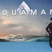 James Wan Arrivers at Aquaman - World Premiere at Cineworld Leicester Square on 26 November 2018, London, UK.
