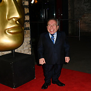 Warwick Davis arrivers at the BAFTA Children's Awards 2018 at Roundhouse on 25 November 2018, London, UK.