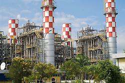 Usina Termeletrica Norte Fluminense (UTE). Macae, Rio de Janeiro. Brasil / Norte Fluminense Thermal power station. Macae, Rio de Janeiro. Brazil