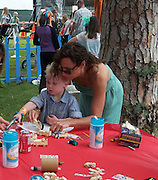 Minnie Driver and son Henry Story Driver..2011 Celebrity Picnic Sponsored By Disney, Time For Heroes, To Benefit The Elizabeth Glaser Pediatric AIDS Foundation - Inside..Wadsworth Theater Lawn..Los Angeles, CA, USA..Sunday, June 12, 2011..Photo By CelebrityVibe.com..To license this image please call (212) 410 5354; or.Email: CelebrityVibe@gmail.com ;.website: www.CelebrityVibe.com