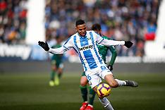 Leganes v Real Betis - 10 Feb 2019