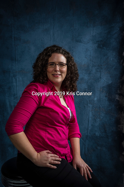 Jennifer Havey, January 24, 2019, New York City. Photo by Kris Connor