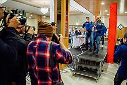 February 22, 2019 - Seefeld In Tirol, AUSTRIA - 190222 Martin Johnsrud Sundby of Norway at a press event during the FIS Nordic World Ski Championships on February 22, 2019 in Seefeld in Tirol..Photo: Vegard Wivestad GrÂ¿tt / BILDBYRN / kod VG / 170287 (Credit Image: © Vegard Wivestad Gr¯Tt/Bildbyran via ZUMA Press)
