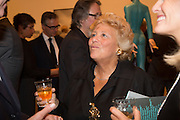 DAME VIVIEN DUFFIELD, Gala Opening of RA Now. Royal Academy of Arts,  8 October 2012.