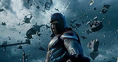 X-Men Apocalypse Film Set