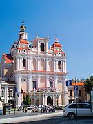 St. Kazimere's Church/<br /> VILNIAUS ŠV. KAZIMIERO BAŽNYČIA, Vilnius, Lithuania