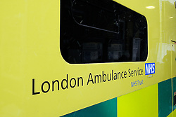 File Picture © under license to London News Pictures. .2011.01.25. South East Coast Ambulance Service (Secamb) staff could lose £5,000 in wages, union officials have said. Union bosses claim salaries will be reduced to save 30 posts as part of the £40million savings needed by Secamb over the next five years.Picture credit should read Grant Falvey/LNP