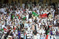 ICC World Twenty20 Qualifier UAE 2012.Ireland take on Afghanistan in the final of the tournament at the Dubai International Cricket Stadium, Dubai..Pic shows