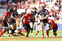 Gilian Galan - 30.05.2015 - Toulouse / Oyonnax - Barrages Top 14<br />