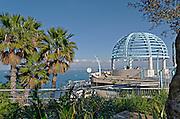 Israel, Haifa, the Stella Maris observation point