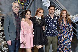 """Photo Call For STX Films' """"Second Act"""" Four Seasons Hotel Los Angeles at Beverly Hills, Los Angeles, California. 09 Dec 2018 Pictured: Peter Segal,Vanessa Hudgens,Jennifer Lopez,Milo Ventimiglia,Leah Remini. Photo credit: AXELLE/BAUER-GRIFFIN / MEGA TheMegaAgency.com +1 888 505 6342"""