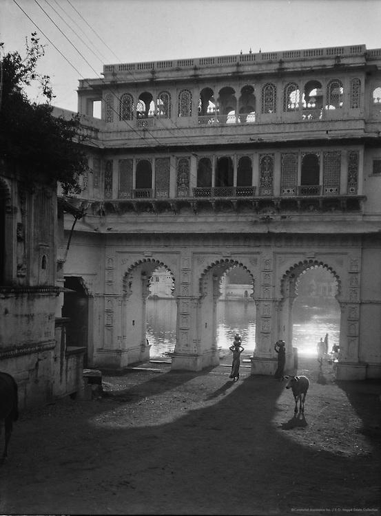 Udaipur Palace, Udaipur, India, 1929