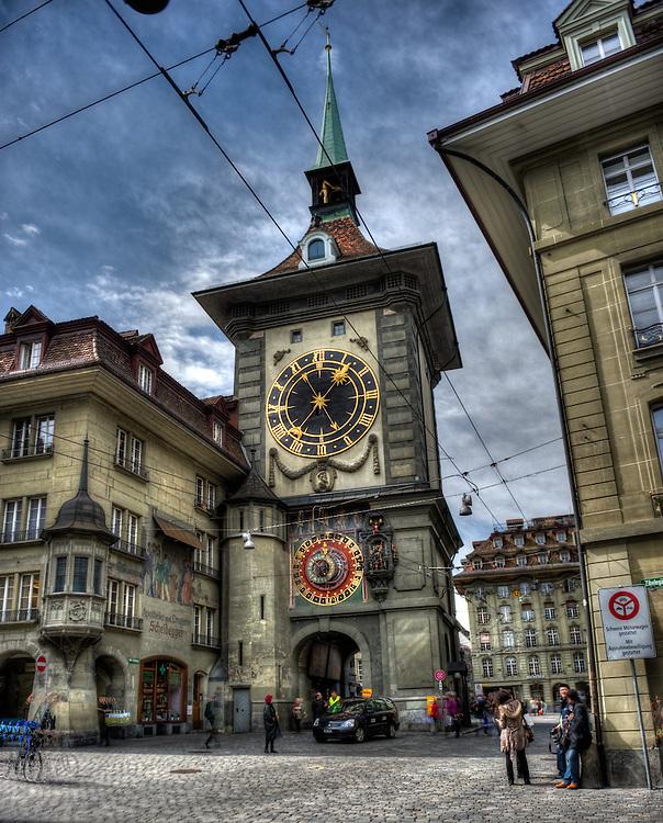 Bern - old clock tower