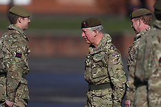 The Prince of Wales presents campaign medals - 19 Feb 2019
