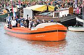 Koningsdag in Zwolle