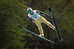 Miran Zupancic during Ski Jumping Continental Cup, on July 7th, Kranj, Slovenia. Photo by Ziga Zupan / Sportida